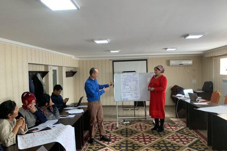 Бизнес тренинги для родителей детей с ОВЗ