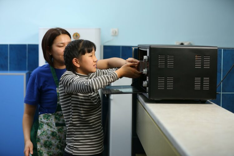 Оказана помощь детям с инвалидностью