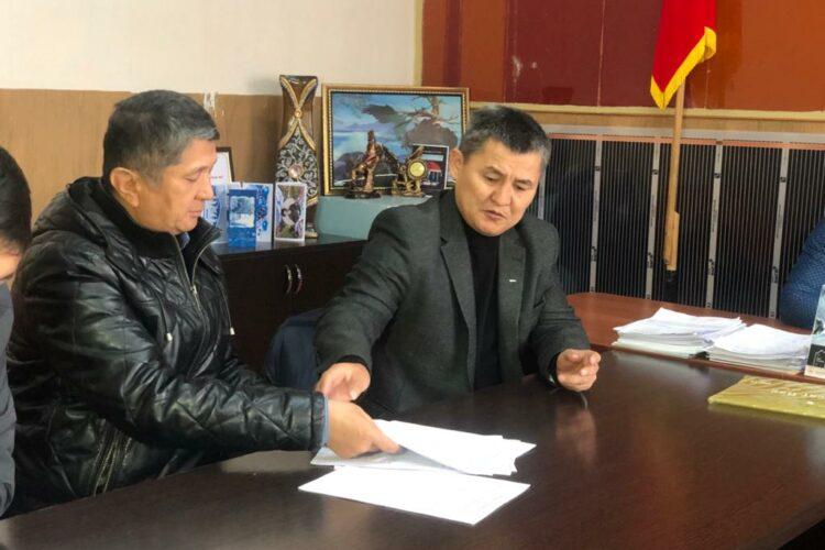 Жители Нарынской области получили доступ к чистой питьевой воде